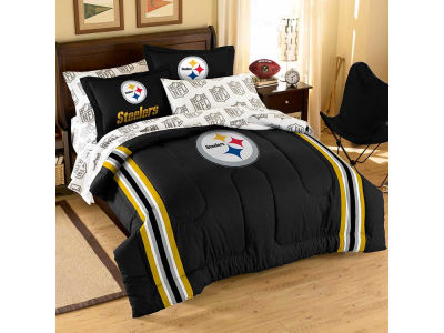 Pittsburgh Steelers Bed in a Bag-Full