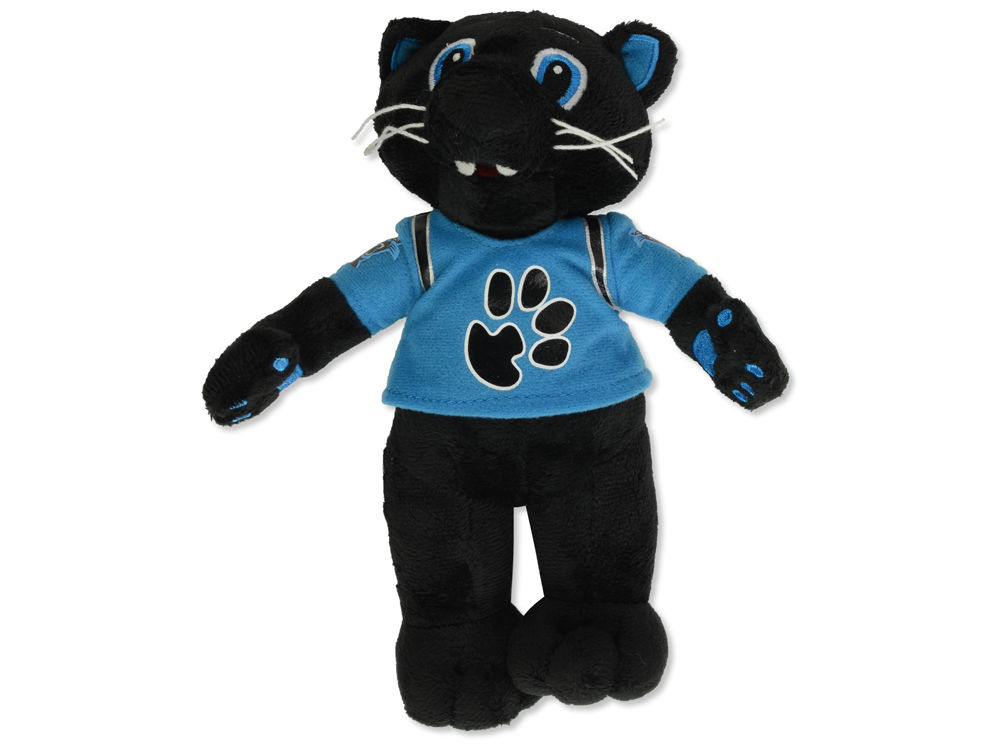 8b41908ac Carolina Panthers 8inch Plush Mascot