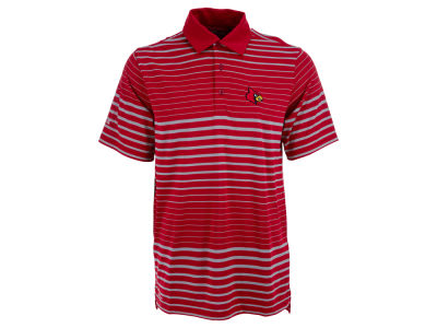 Louisville Cardinals NCAA Horizon Polo