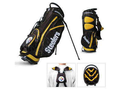 Pittsburgh Steelers Fairway Golf Stand Bag