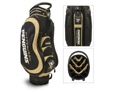 Pittsburgh Penguins Medalist Cart Bag
