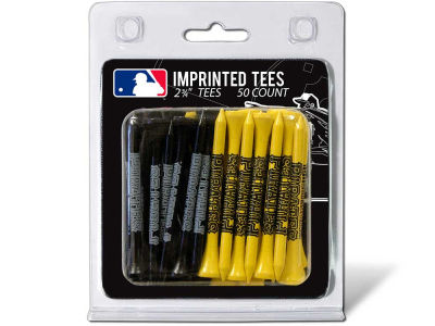 Pittsburgh Pirates 50pk Golf Tees