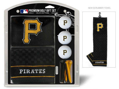 Pittsburgh Pirates Golf Towel Gift Set