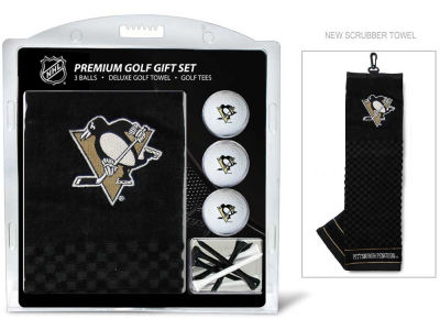 Pittsburgh Penguins Golf Towel Gift Set