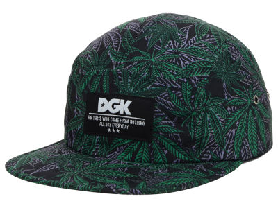 DGK Homegrown Camper Cap