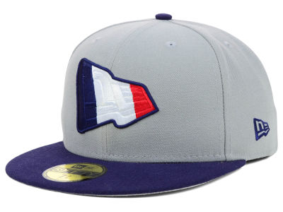 France New Era Branded Country Colors Redux 59FIFTY Cap