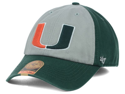 Miami Hurricanes '47 NCAA VIP 47 FRANCHISE Cap