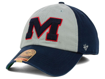 Ole Miss Rebels '47 NCAA VIP 47 FRANCHISE Cap