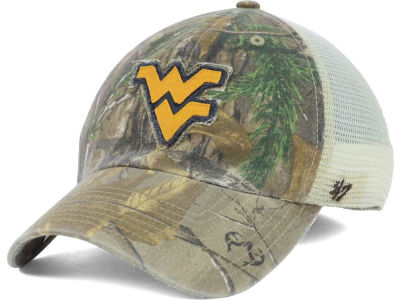 West Virginia Mountaineers '47 NCAA 47 Closer Cap