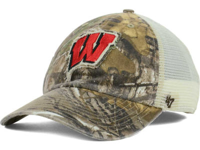 Wisconsin Badgers '47 NCAA 47 Closer Cap