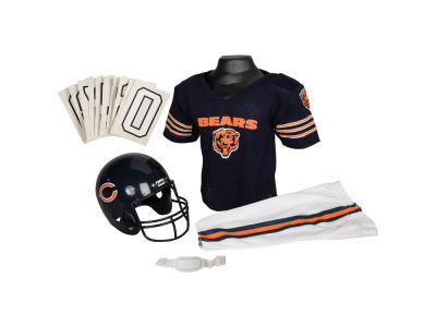 Chicago Bears Deluxe Team Uniform Set