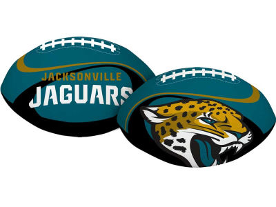 Jacksonville Jaguars Softee Goaline Football 8inch