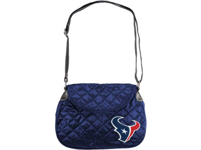 Houston Texans Quilted Saddlebag