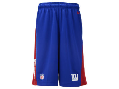 New York Giants Nike NFL Fly XL Short