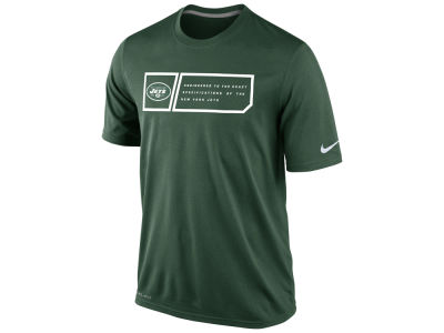New York Jets Nike NFL Legend Jock Tag T-Shirt