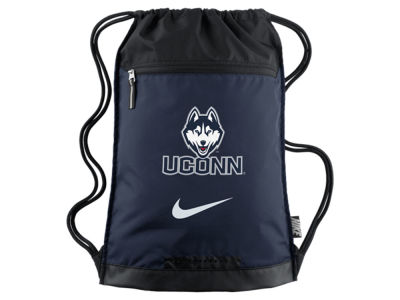 Connecticut Huskies Nike Training Gym Sack