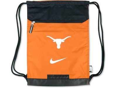 Texas Longhorns Nike Training Gym Sack