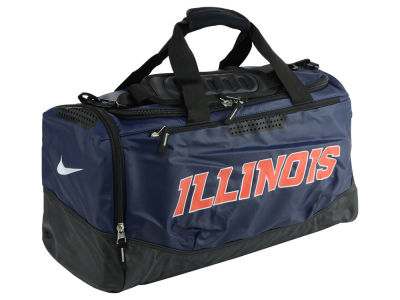 Illinois Fighting Illini Nike Training Duffel