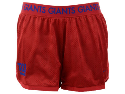 New York Giants Nike NFL Womens Ultimate Mesh Short