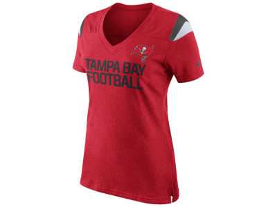 Tampa Bay Buccaneers Nike NFL Womens Fan Top