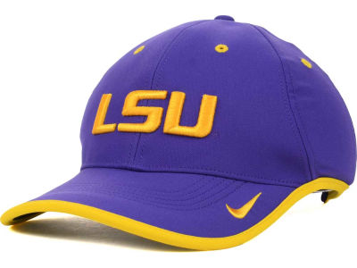 LSU Tigers Nike NCAA Coaches Cap