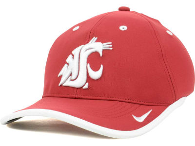 Washington State Cougars Nike NCAA Coaches Cap