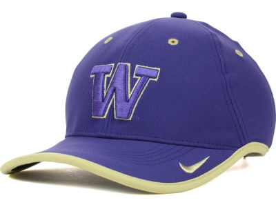 Washington Huskies Nike NCAA Coaches Cap