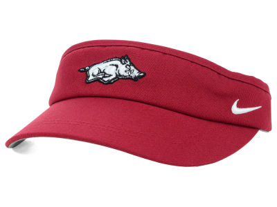 Arkansas Razorbacks Nike NCAA Sideline Coaches Visor 2014