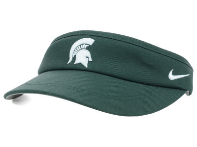 Michigan State Spartans Nike NCAA Sideline Coaches Visor 2014