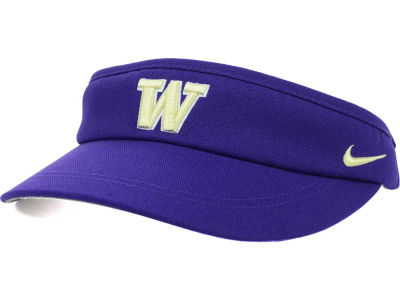Washington Huskies Nike NCAA Sideline Coaches Visor 2014