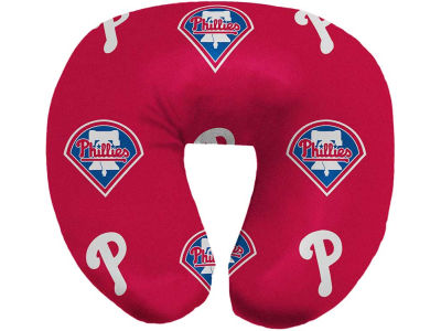 Philadelphia Phillies Travel Neck Pillow