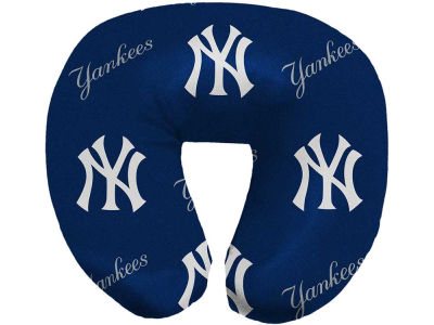 New York Yankees Travel Neck Pillow