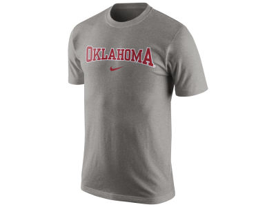 Oklahoma Sooners Nike NCAA Wordmark Cotton T-Shirt