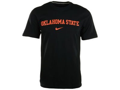Oklahoma State Cowboys Nike NCAA Men's Wordmark Cotton T-Shirt