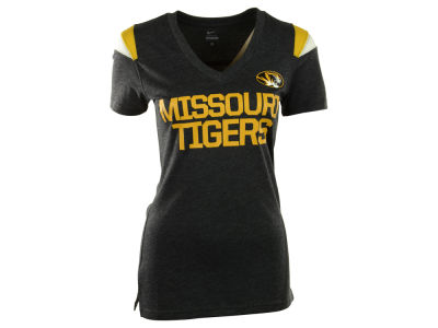 Missouri Tigers Nike NCAA Women's Fan V-Neck T-Shirt
