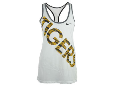 Missouri Tigers Nike NCAA Womens Warp Dri-Blend Tank