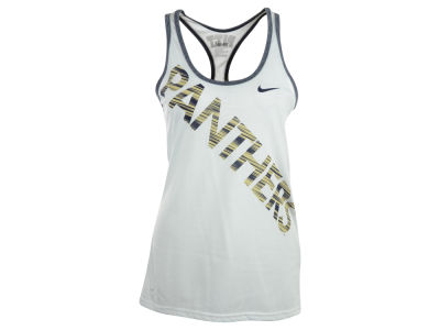 Pittsburgh Panthers Nike NCAA Womens Warp Dri-Blend Tank