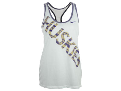 Washington Huskies Nike NCAA Womens Warp Dri-Blend Tank