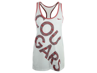 Washington State Cougars Nike NCAA Womens Warp Dri-Blend Tank