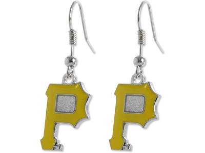 Pittsburgh Pirates Logo Earrings
