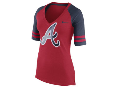 Atlanta Braves Nike MLB Women's Logo Fan Shirt