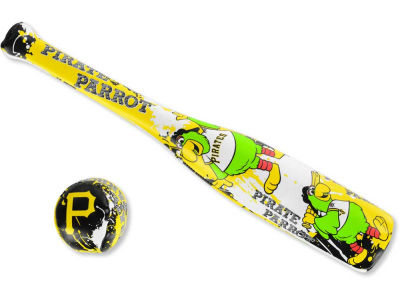 Pittsburgh Pirates Mini Bat And Ball Set