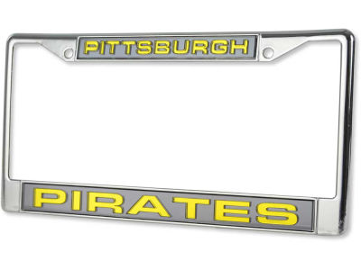 Pittsburgh Pirates Laser Frame Rico
