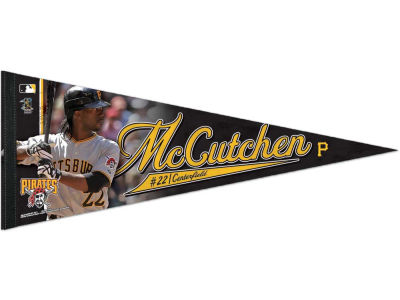 Pittsburgh Pirates Andrew McCutchen 12x30 Premium Player Pennant