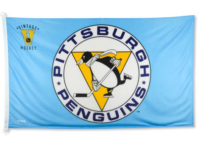 Pittsburgh Penguins 3x5ft Flag
