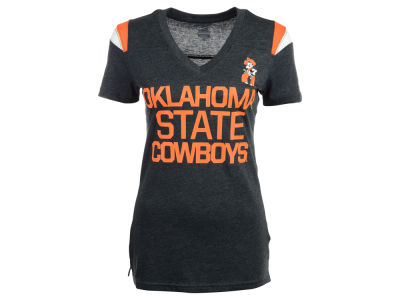 Oklahoma State Cowboys Nike NCAA Women's Fan V-Neck T-Shirt
