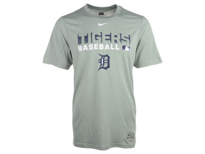 Detroit Tigers Nike MLB Men's Authentic Collection Dri-Fit Legend Team Issue T-Shirt