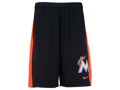 Miami Marlins Nike MLB Men's Fly Shorts