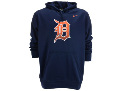 Detroit Tigers Nike MLB Men's Logo Performance Hoodie 1.4