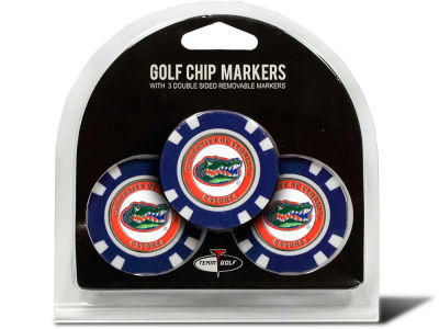 Florida Gators Golf Poker Chip Markers 3 Pack